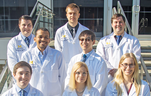 Resident Class of 2024 | U of M Department of Pathology