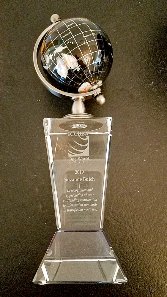 ICCBBA One World Award